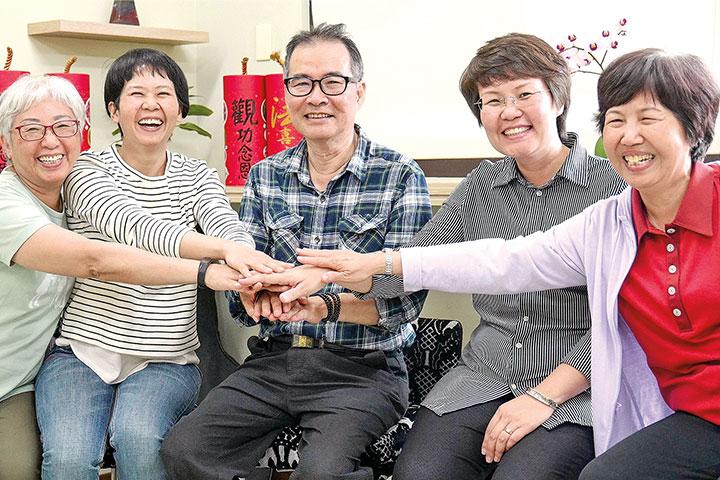 國際弘化|教室,傳遞家的溫暖——斗六元老班秀成果