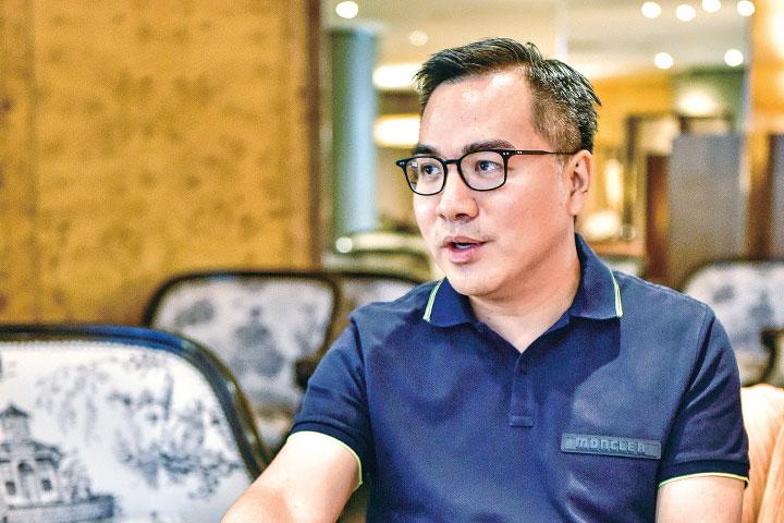 幸福看板|給食蔬者,一把美麗的梯子——香港社會企業家楊大偉的蔬食理念