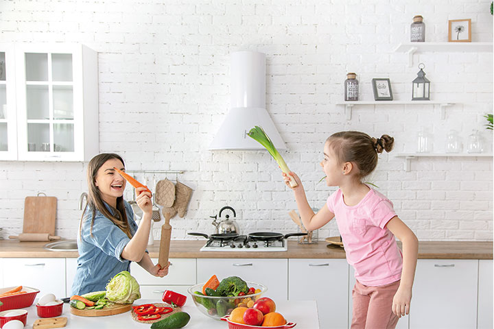 幸福看板|幸福就在你家廚房
