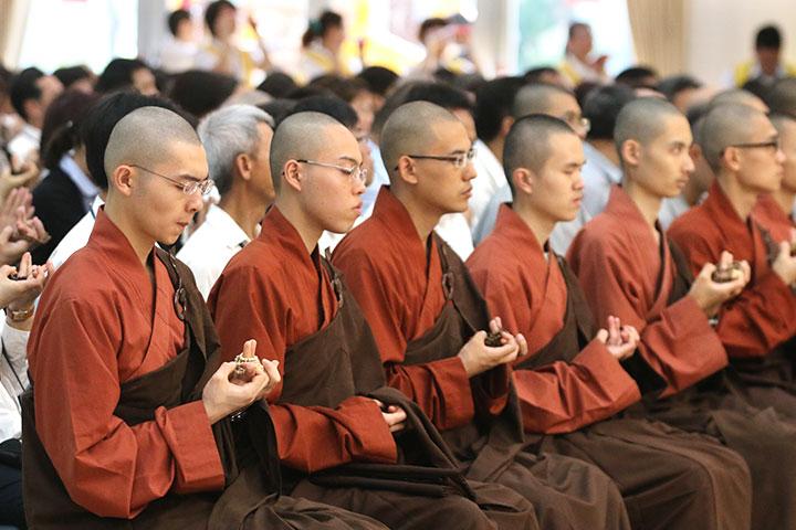 福智比丘僧團招募「男性全職人員」,護持僧眾學修