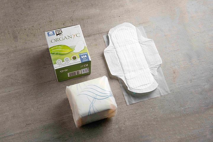 有機衛生棉