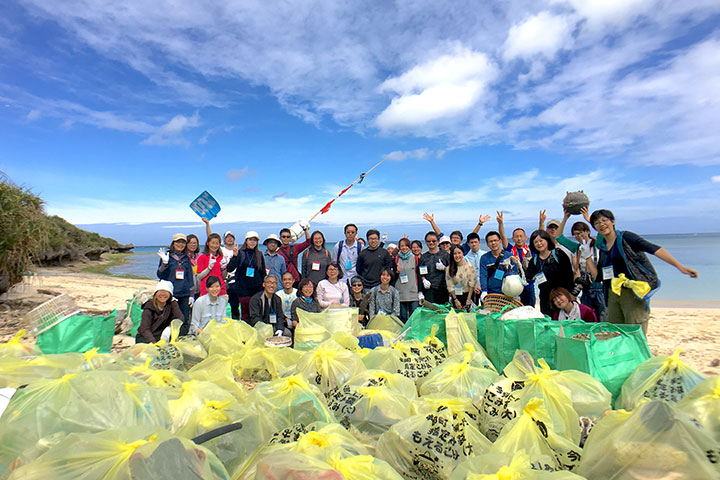 慈心赴日參與海洋漂流物對策交流,共擬海廢監測計畫