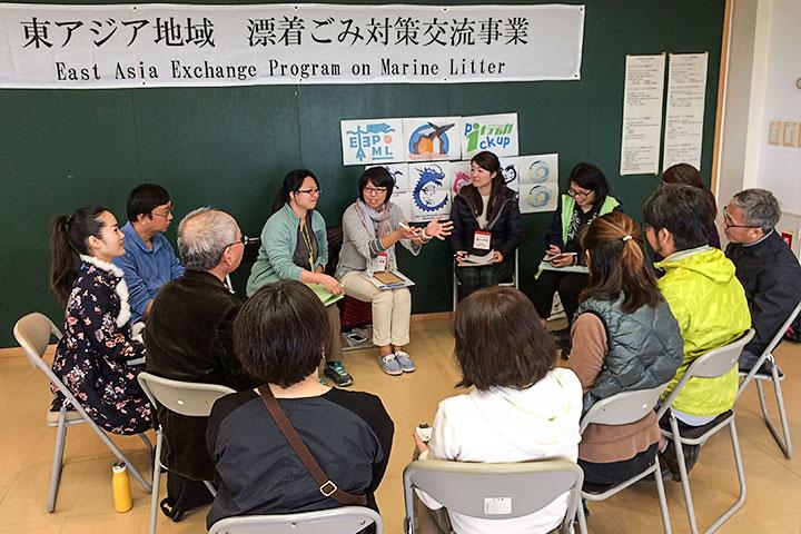 慈心基金會推動淨塑,整合出「塑」本清源的教育推廣模式