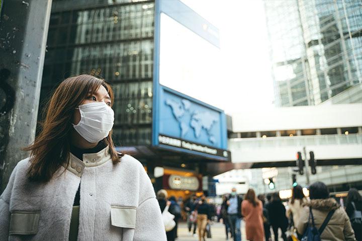 〈慈心理念、素食行動〉如俊法師導讀摘要 1. 面對疫情,用消費為未來投票
