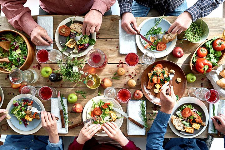 萬人響應福智大願行「全球蔬食A計畫」守護地球一起來!